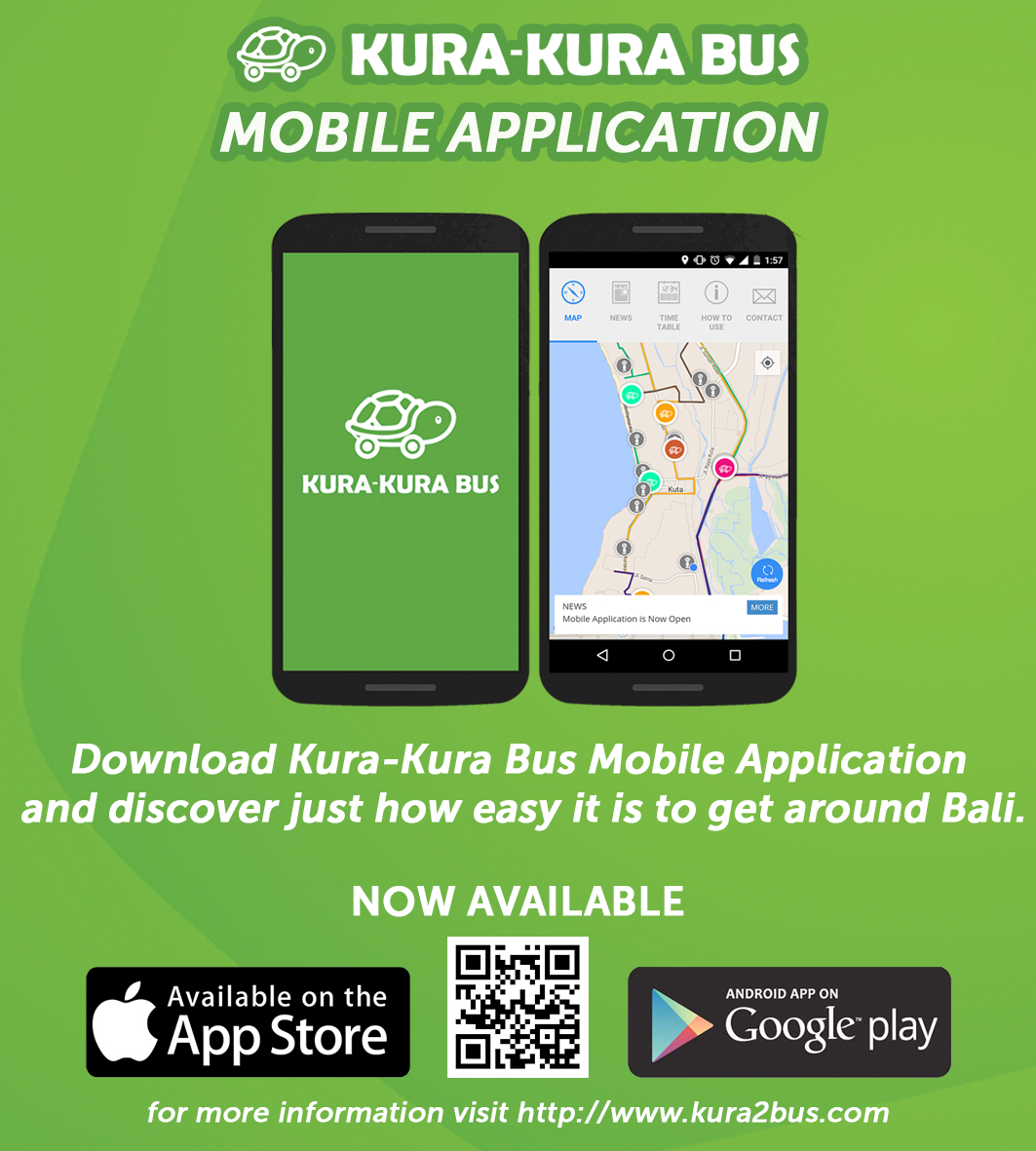 Kura-Kura Bus Mobile Application | Kura-Kura Bus