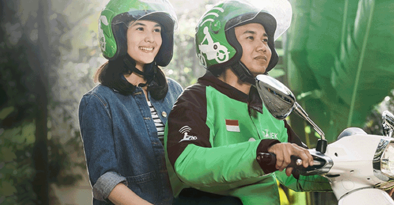 Online Transportation in Bali