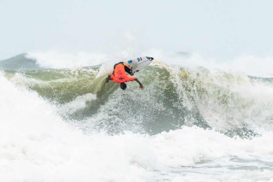Rio Waida ISA World Surfing Games