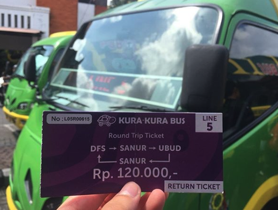 Round-trip-ticket-ubud